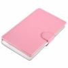 """Custodia con tastiera per tablet da 8 a 9,7"""" majestic 195 rosa"""