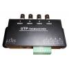 Video trans 4ch 500/700m 3*ind/resis/cond/light rj45/bnc