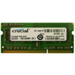 So ddr3l 4gb pc1600 crucial low voltage 1,35v ct51264bf160bj