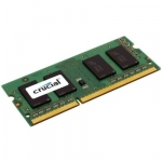 So ddr3l 8gb pc1600 crucial ct102464bf160b retail 1,35v