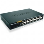Hub switch 24 porte 10/100 d-link des-1024d