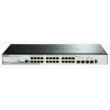 D-Link DGS-1510-28P Gestito L3 Gigabit Ethernet (10/100/1000) Supporto Power over Ethernet (PoE) Nero switch di rete