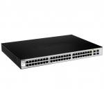 D-Link DGS-1210-48 Gestito L2 Nero switch di rete