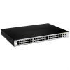 D-Link DGS-1210-48 Gestito L2 Nero switch di rete