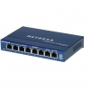 Hub switch 8 porte gigabit netgear pro safe gs108ge