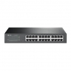 Hub switch 24 porte gigabit tl-sg1024de managed rack tp-link