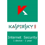 Kaspersky internet security 2020 1pc 1anno attach deal (no box)