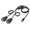 convertitore usb 2.0 a 2 porte seriale 9 pin (da70158)