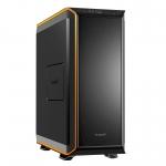 be quiet! Dark Base 900 Scrivania Nero, Arancione vane portacomputer