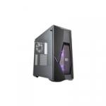 "Case masterbox k500, usb3x2, audio i&o, 2x hdd 3.5"", 1x 2,5"" ssd, 2x 120mm front rgb led fan, no psu"