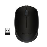 Mouse wireless logitech m171 usb black
