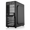 Case atx 500w tecno mod. tc-921 black usb 3.0
