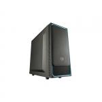 Case atx masterbox e500l cooler master blu usb3 lat. chiuso