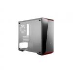 "Case masterbox lite 3.1,usb 3.0, usb 2.0, 2x3.5"" 2x2.5""d.bay,120mmx2 fr.fan+120mmx1 r.fan,radiator supp.,no psu, black"