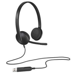 Headset logitech h340 (981-000475)  35f9fcbf6e3f