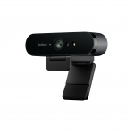 Webcam logitech brio 4k ultra hd (960-001106)