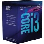 Cpu intel core i3 8100 3.60 ghz quadcore socket 1151 coffee lake