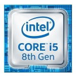 Cpu intel core i5 8400 2.80 ghz six core socket 1151 coffee lake