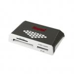 Lettore card usb 3.0 kingston hs4 per cf/sd/microsd/m.stick
