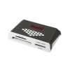 Lettore card usb 3.0 kingston hs4 per cf/sd/microsd/m.stick