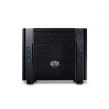 Case m-itx elite 130 cooler master black no psu