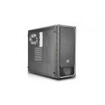 Case atx masterbox e500l cooler master silver usb3 lat. trasp.