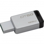 Pen drive 128gb usb 3.1 kingston dt50/128gb datatraveler 50