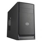 Case micro-atx masterbox e300l slv cooler master no psu slot odd