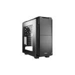 be quiet! Silent Base 600 Scrivania Nero vane portacomputer