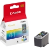 Cart canon cl-41 colore x mp150 mp170/mp450/ip1600/ip2200