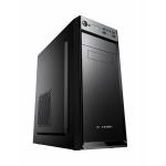 Case atx 500w cortek alantik casa21 black usb 2.0 + audio
