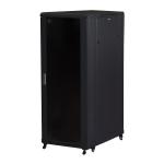 Armadio rack 32u 1610x600x800 (hxlxp) colore nero link