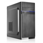 Pc assemblato 4g minitower a6 9500 dc 4gb 1tb dvdrw vga integ.