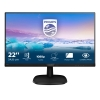"""Monitor philips 21,5"""" led 223v7qhab 1920x1080 mm 5ms 1000:1 hdmi vesa black"""