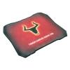 Tappetino per mouse itek taurus v1 m gaming antiscivolo 320x270m