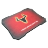 Tappetino per mouse itek taurus v1 l gaming antiscivolo 400x320m