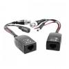 Trasmettitore video balun 1ch 400 utp (vs-vb207pv)