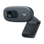 Webcam logitech c270 usb risoluzione hd con microfono