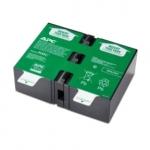 Batteria per ups di ricambio per apc (apcrbc124)
