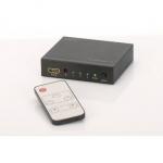 Switch hdmi 4k per 3 dispositivi con 1 tv