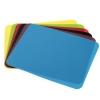 Tappetino per mouse 3mm misure 25*22 vari colori