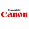 Cart comp canon pgi-5bk nera x pixma ip3300/4300/5200 mp830/530