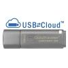 Kingston Technology DataTraveler Locker+ G3 16GB 16GB USB 3.0 (3.1 Gen 1) Tipo-A Argento unità flash USB