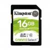 Secure digital 16gb c10 uhs-i u1 kingston canvas select sds/16gb