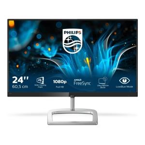 Monitor philips led 24' ips 246e9qdsb vga dvi hdmi