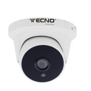 Telecamera ip tecno tc-9020 dome poe 2.8mm ir 40mt 2mpixel 1080