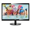 Monitor philips led 23,6' 246v5ldsb vga dvi-d hdmi 1ms gaming