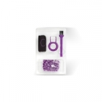 Masteraccessory maintenance kit ,o-rings, cleaning brush, keycap puller, microfiber cloth