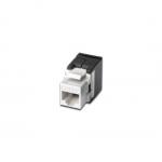 Keyston rj45 utp cat.5e tool free bianco dn-93502