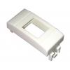 Adattatore portafrutto bticino serie living light bianco